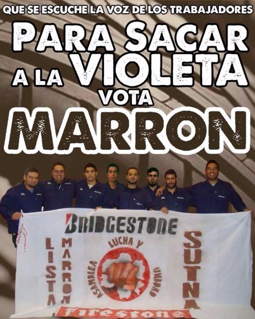 marron firestone